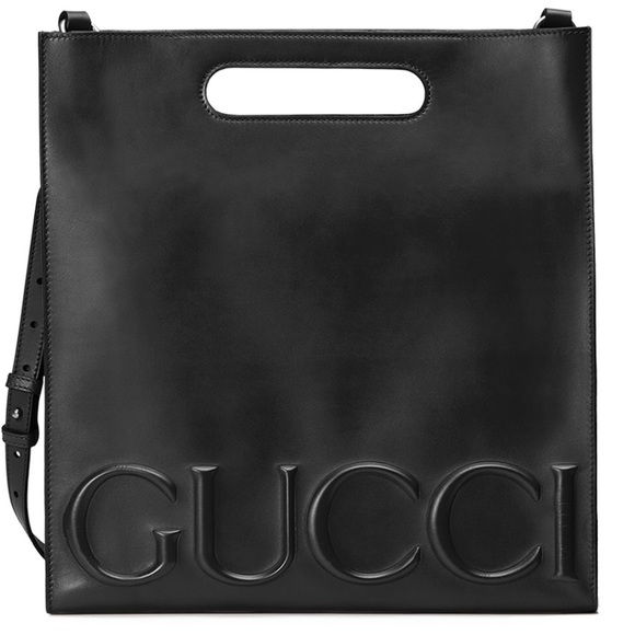bd7c337a15ab Gucci Handbags - 🎉FLASH SALE🎉 Linea Gucci XL Leather Tote Bag